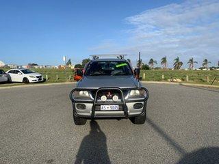 2002 Mitsubishi Challenger PA-MY01 (4x4) 4 Speed Automatic 4x4 Wagon.