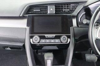 2016 Honda Civic MY16 VTi-L Grey Continuous Variable Sedan