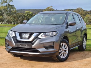 2017 Nissan X-Trail T32 Series II ST X-tronic 2WD Grey 7 Speed Constant Variable Wagon