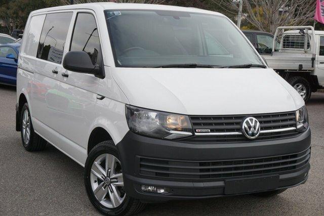 Used Volkswagen Transporter T6 MY18 TDI400 SWB DSG 4MOTION Phillip, 2018 Volkswagen Transporter T6 MY18 TDI400 SWB DSG 4MOTION White 7 Speed