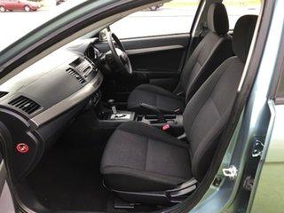 2007 Mitsubishi Lancer CH MY07 ES Blue 4 Speed Sports Automatic Sedan