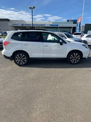 2016 Subaru Forester S4 MY16 2.5i-S CVT AWD White 6 Speed Constant Variable Wagon