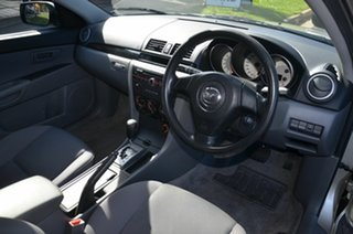 2008 Mazda 3 BK MY06 Upgrade Neo Beige 4 Speed Auto Activematic Hatchback