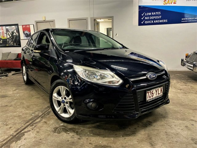 Used Ford Focus LV Mk II CL Ashmore, 2011 Ford Focus LV Mk II CL 4 Speed Sports Automatic Sedan