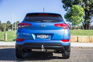 2017 Hyundai Tucson TL MY18 Active X 2WD Ara Blue 6 Speed Manual Wagon