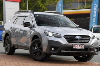 2020 Subaru Outback B7A MY21 AWD Sport CVT Ice Silver 8 Speed Constant Variable Wagon.