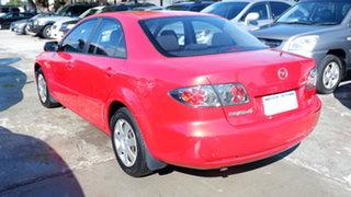 2006 Mazda 6 GG1032 Limited Red 6 Speed Manual Sedan.