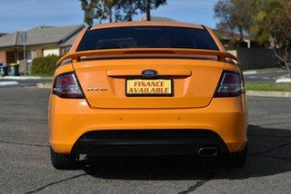 2014 Ford Falcon FG MkII XR6 Orange 6 Speed Sports Automatic Sedan