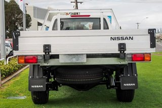 2021 Nissan Navara D23 MY21 SL 4x2 Polar White 6 Speed Manual Cab Chassis.