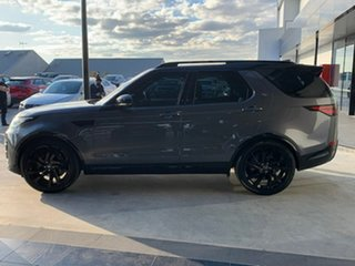 2018 Land Rover Discovery Series 5 L462 MY19 HSE Luxury Grey 8 Speed Sports Automatic Wagon