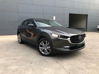 2021 Mazda CX-30 DM2WLA G25 SKYACTIV-Drive Touring Machine Grey 6 Speed Sports Automatic Wagon.