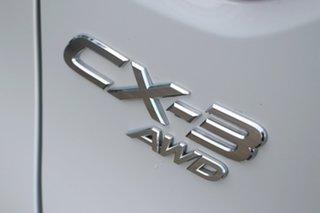 2015 Mazda CX-3 DK4W7A sTouring SKYACTIV-Drive i-ACTIV AWD Grey 6 Speed Sports Automatic Wagon