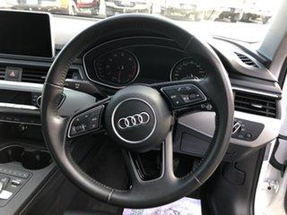 2016 Audi A4 F4 MY17 (B9) 1.4 TFSI S Tronic Sport White 7 Speed Auto Dual Clutch Sedan