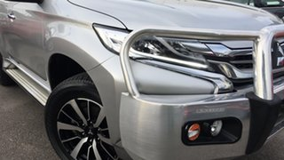 2015 Mitsubishi Pajero Sport QE MY16 GLX Silver 8 Speed Sports Automatic Wagon.