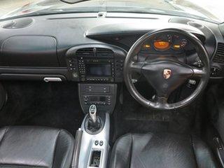 2003 Porsche Boxster 986 MY03 Black 5 Speed Manual Convertible