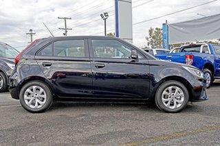 2021 MG MG3 SZP1 MY21 Core (Nav) Black 4 Speed Automatic Hatchback