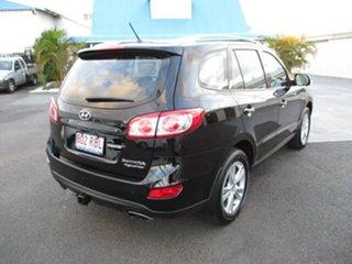 2010 Hyundai Santa Fe HIGHLANDER  AWD Black 4 Speed Automatic Wagon.
