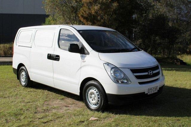 Used Hyundai iLOAD TQ2-V MY15 Ormeau, 2014 Hyundai iLOAD TQ2-V MY15 White 5 Speed Automatic Van
