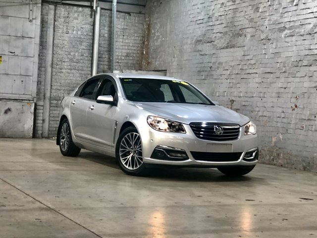Used Holden Calais VF II MY16 Mile End South, 2015 Holden Calais VF II MY16 Silver 6 Speed Sports Automatic Sedan