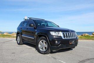 2012 Jeep Grand Cherokee WK MY2012 Laredo Black 5 Speed Sports Automatic Wagon.