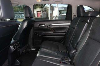 2016 Toyota Kluger GSU50R GXL 2WD Silver 8 Speed Sports Automatic Wagon