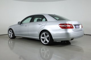 2010 Mercedes-Benz E250 212 CGI Avantgarde Silver 5 Speed Automatic Sedan