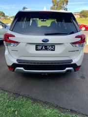 2020 Subaru Forester S5 MY20 2.5i-S CVT AWD White 7 Speed Constant Variable Wagon