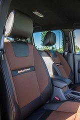2017 Ford Ranger PX MkII 2018.00MY Wildtrak Double Cab Ingot Silver 6 Speed Sports Automatic Utility