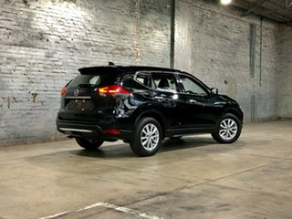 2017 Nissan X-Trail T32 ST X-tronic 2WD Black 7 Speed Constant Variable Wagon