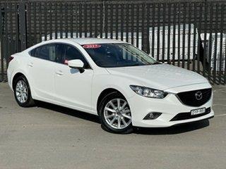 2017 Mazda 6 GL1031 Sport SKYACTIV-Drive White 6 Speed Sports Automatic Sedan.