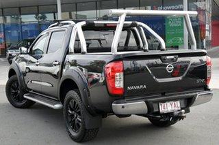 2017 Nissan Navara D23 S2 ST-X Black 6 Speed Manual Utility.