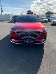 2017 Mazda CX-9 TC GT SKYACTIV-Drive Red 6 Speed Sports Automatic Wagon.