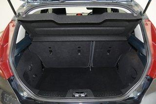 2011 Ford Fiesta WT Zetec PwrShift Grey 6 Speed Sports Automatic Dual Clutch Hatchback