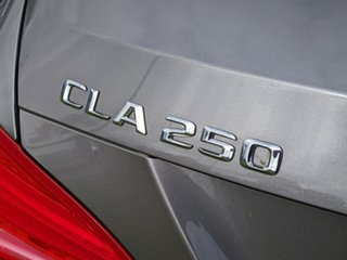 2015 Mercedes-Benz CLA-Class X117 CLA250 Shooting Brake DCT 4MATIC Sport Grey 7 Speed.