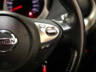 2013 Nissan Juke F15 MY14 ST 2WD White 5 Speed Manual Hatchback
