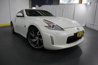 2014 Nissan 370Z Z34 MY15 White 7 Speed Sports Automatic Coupe.