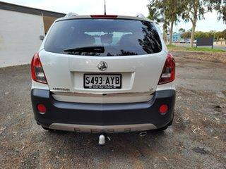 2013 Holden Captiva CG MY13 5 LT White 6 Speed Sports Automatic Wagon