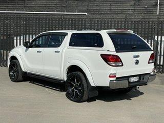 2015 Mazda BT-50 UR0YF1 XTR 4x2 Hi-Rider White 6 Speed Sports Automatic Utility