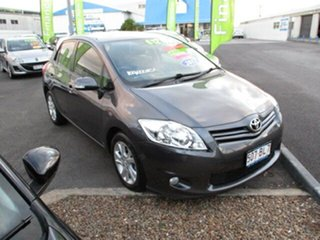 2012 Toyota Corolla ASCENT Sport Grey 4 Speed Automatic Hatchback