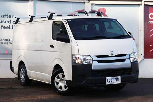 Pre-Owned Toyota HiAce Ferntree Gully, Hiace Van LWB 3.0L T Diesel Automatic