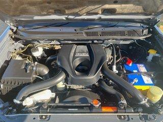 2013 Isuzu D-MAX MY14 LS-M Crew Cab Grey 5 Speed Sports Automatic Utility