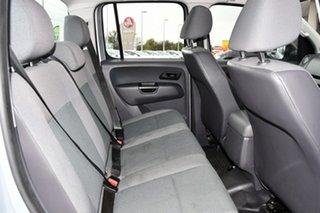 2013 Volkswagen Amarok 2H MY13 TSI300 4x2 Silver 6 Speed Manual Utility