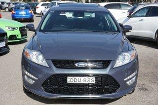 2012 Ford Mondeo MC Titanium TDCi Grey 6 Speed Sports Automatic Dual Clutch Hatchback.