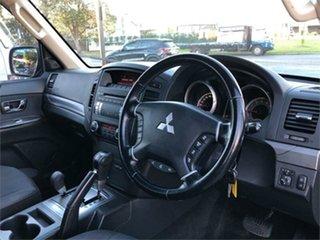 2012 Mitsubishi Pajero NW GLX-R Bronze 5 Speed Sports Automatic Wagon