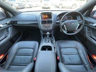 2015 Ford Falcon FG X G6E Turbo Maroon 6 Speed Sports Automatic Sedan