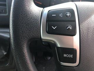 2017 Toyota HiAce TRH201R LWB French Vanilla 5 Speed Manual Van