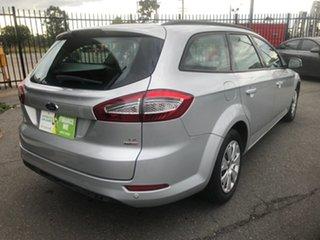 2013 Ford Mondeo MC LX TDCi Silver 6 Speed Direct Shift Wagon.