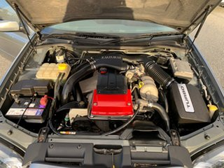 2005 Ford Falcon BA MkII XR6T 4 Speed Auto Seq Sportshift Utility