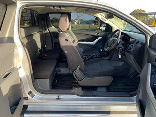 2012 Mazda BT-50 XT Hi-Rider (4x2) Silver 6 Speed Manual Cab Chassis