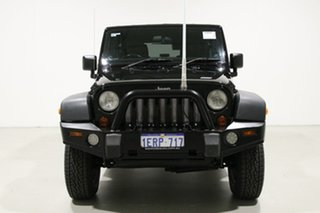 2011 Jeep Wrangler Unlimited JK MY11 Renegade 70th Anniversary 6 Speed Manual Hardtop.